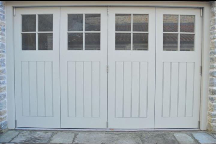 Pintu Garasi Anderson